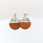 Petal (Bluebell) Earrings